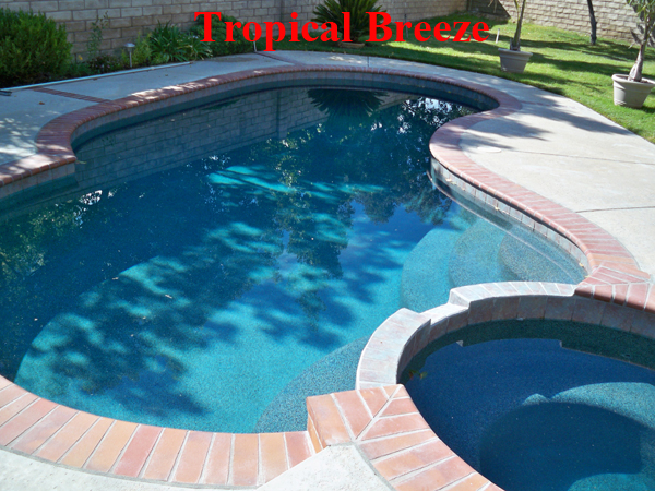 Pool Plaster Mix : Pebble pic reyes pool plastering
