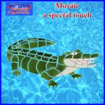 Mosaic a special touch to your pool. Click Image to enlarge.