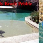 Sandy Beach Pebble Reyes Pool Plastering INC.