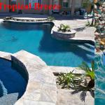 Tropical Breeze Pebble Reyes Pool Plastering INC.