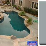 French Gray Plaster One of the 5 most popular colors Reyes Pool Plastering INC.