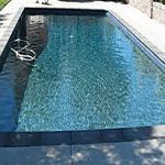 French Gray QuartzScapes Reyes Pool Plastering INC.